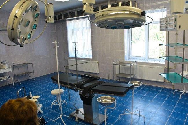 Больница на липовой горе телефон