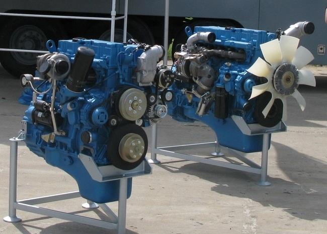Конвертация двигателя ЯМЗ-236 в газовый двигатель
