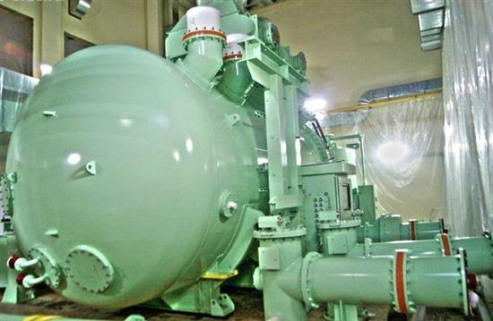 На ПС «Сколково» смонтированы элегазовые трансформаторы