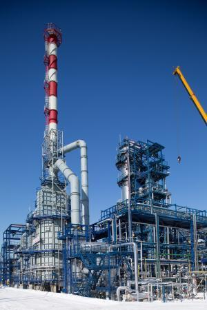 установка гидроочистки дизельного топлива ЛЧ-24-2000 на Московском НПЗ
