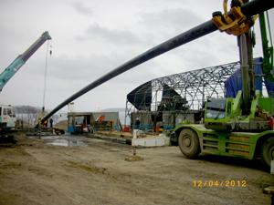 Под дном пролива Босфор Восточный завершена укладка второй нитки газопровода