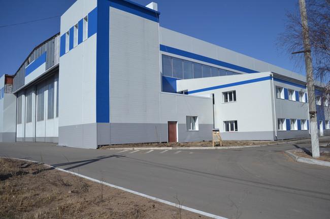 Улан-Удэнский авиационный завод ввел в строй новое здание цеха окончательной сборки