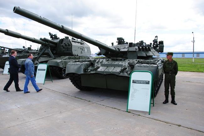 Заказы на российское оружие превысили 46 миллиардов долларов
