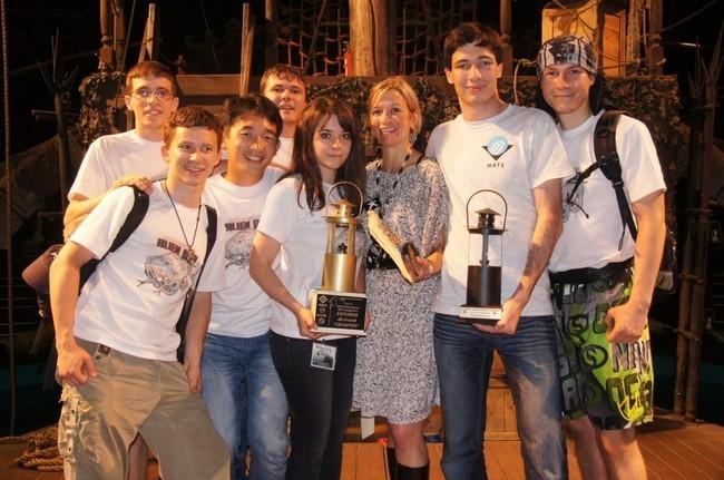 Команда из Владивостока