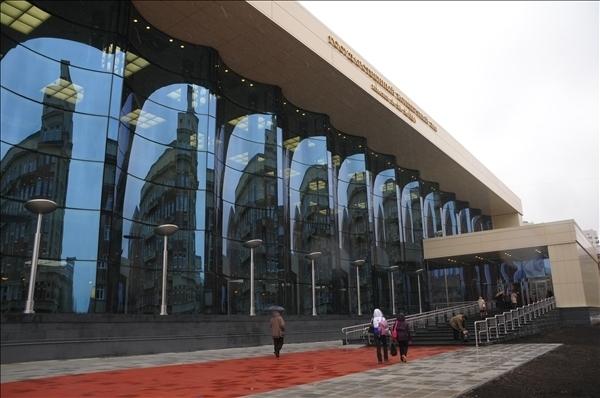 Филармония  в Новосибирске