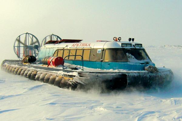 вездеход арктика омск