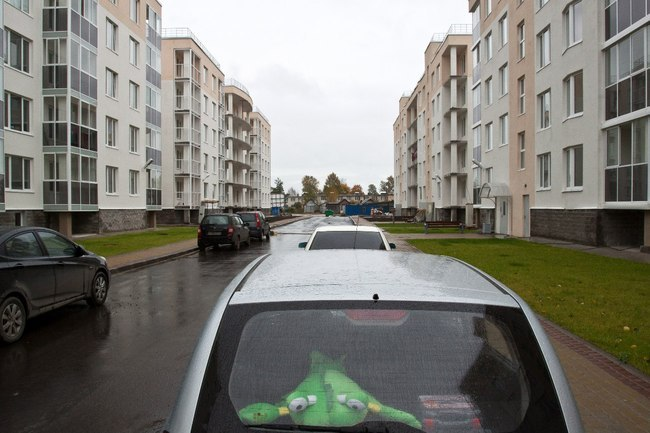 поселок Усть-Луга