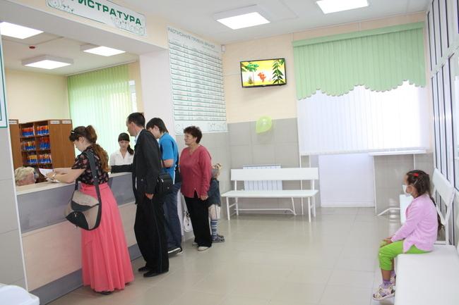 В перловки больница