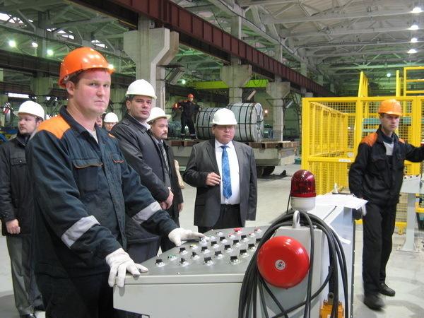 Верхневолжский СМЦ (г. Иваново) реализовал ряд проектов по расширению производственных мощностей