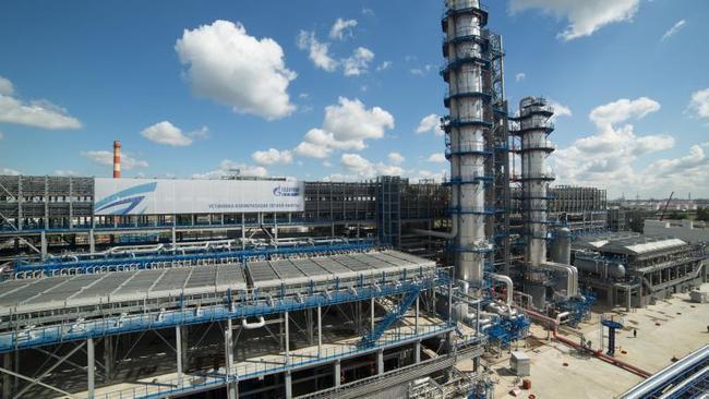 Установка изомеризации легкой нафты