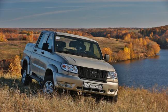 UAZ Pickup / УАЗ Пикап