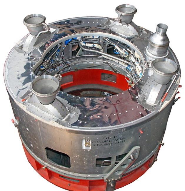 Рулевой двигатель РД0110Р (14Д24).