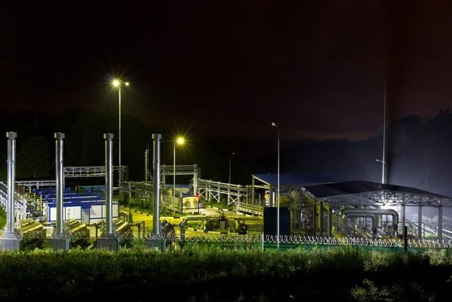 Автоматическая газораспределительная станция Адлерского района