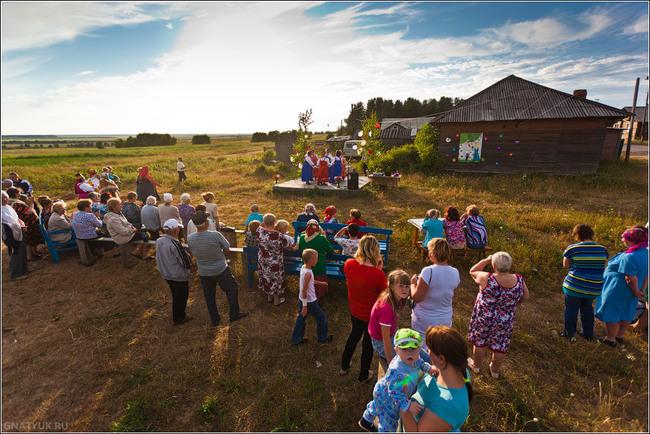Собственный праздник в Шотово