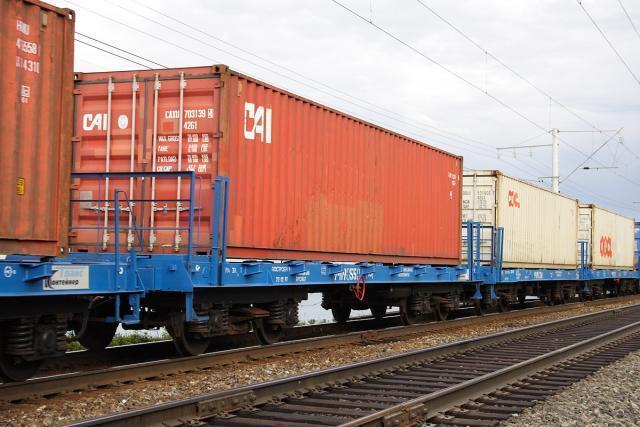 Контейнерные поезда