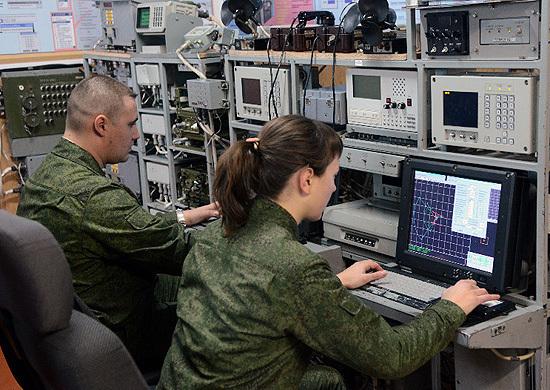 В Крыму испытали единую систему ПВО России