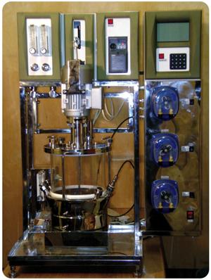 Универсальный вихревой биореактор нового поколения