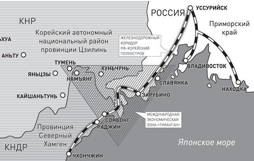 транспорт,РЖД,Приморский край,Хасан-Раджин.  Завершена модернизация железной дороги из России в Северную Корею.