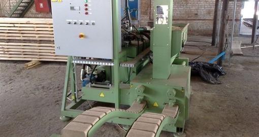 Оборудование по производству брикетов из опилок в домашних условиях