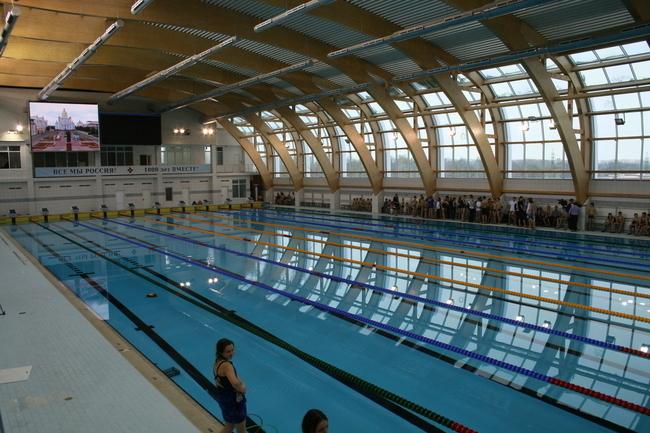 Водный дворец спорта саранск