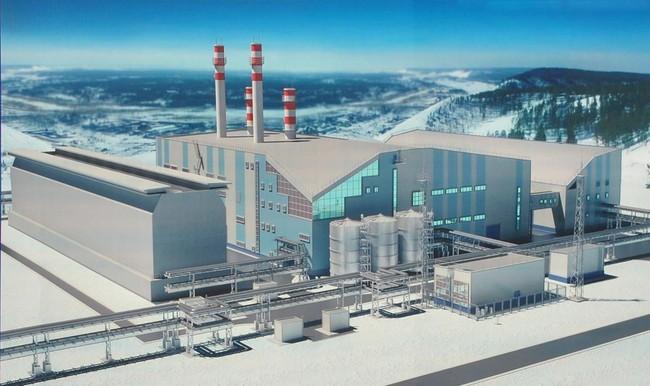 Цель строительства: замещение мощностей выбывающей Якутской ГРЭС, обеспечение...