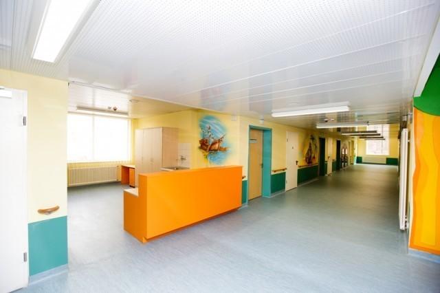Дизайн проект детских поликлиник