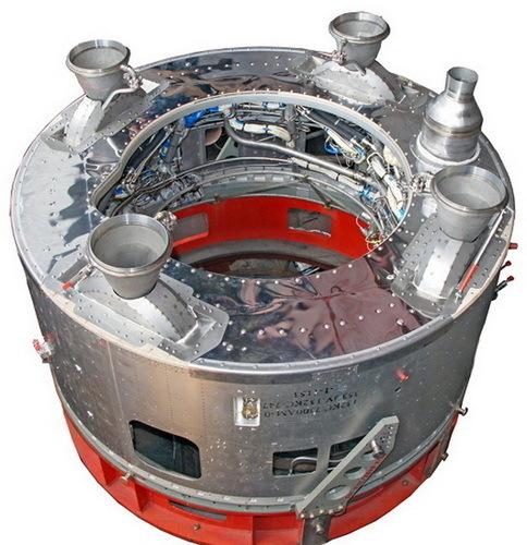 Рулевой двигатель РД0110Р (14Д24) - с сайта КБХА