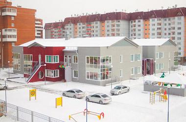Нового муниципального детского сада