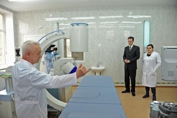 На ремонт неврологического отделения в областной больнице ушло 7 миллионов рублей