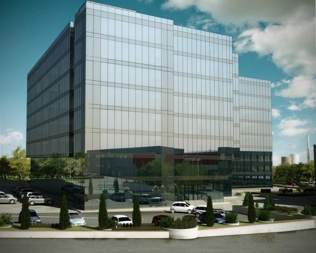 Строительство бизнес центров москва 6 фотография