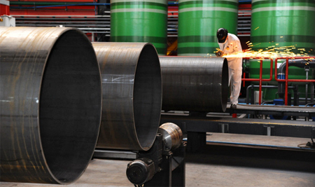 На Урале появится еще один завод по производству труб для нефтегазовой промышленности