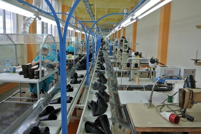Какой обувной завод по пути в иваново