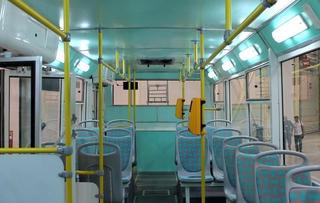Электробус в Новосибирске