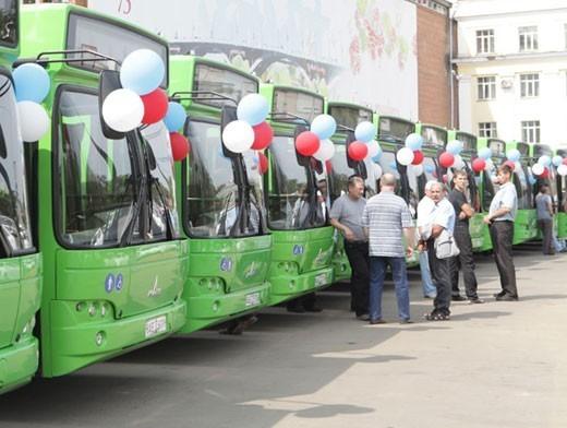 Количество маршрутов экспрессного и полуэкспрессного сообщения в Иркутске будет увеличиваться.
