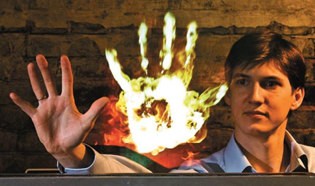 В идею астраханского изобретателя Максима Каманина долго никто не верил. Фото: Displair.ru