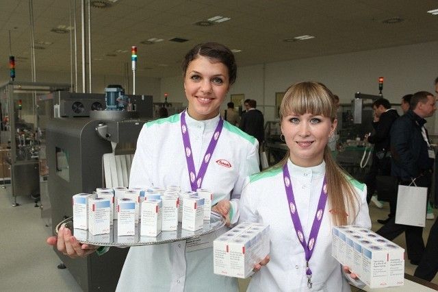 В Новосибирской области планируется строительство первого фармацевтического завода - Новосибирский сайт