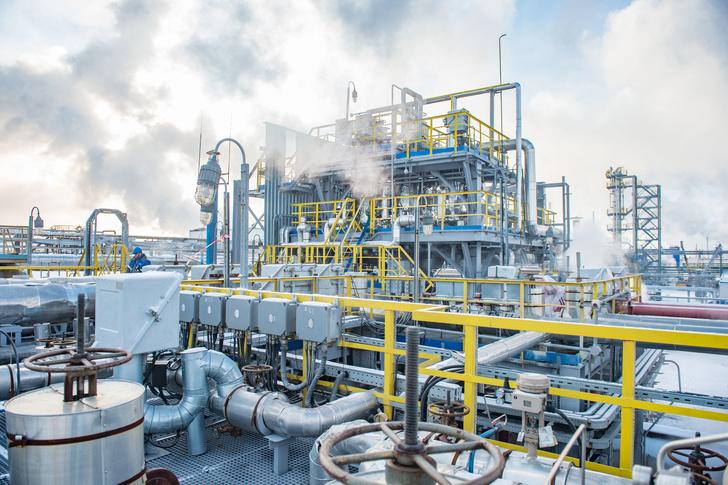 «Газпром нефтехим Салават» завершила модернизацию установки производства элементарной серы