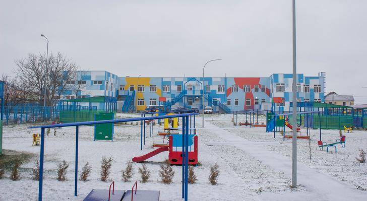 В Симферополе открыт детский сад на 260 мест