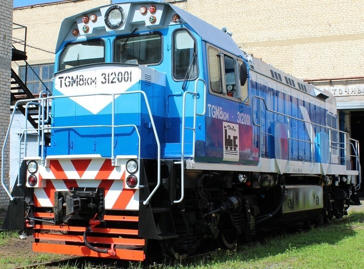 На Кубу прибыла очередная партия из восьми российских локомотивов