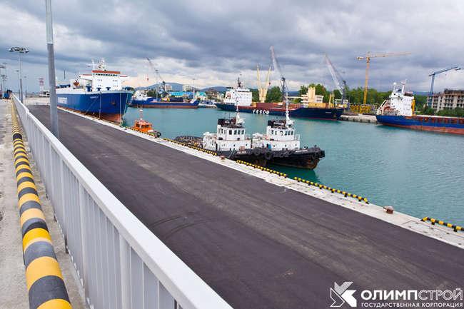 Базовый Элемент» завершил строительство грузового порта в ...