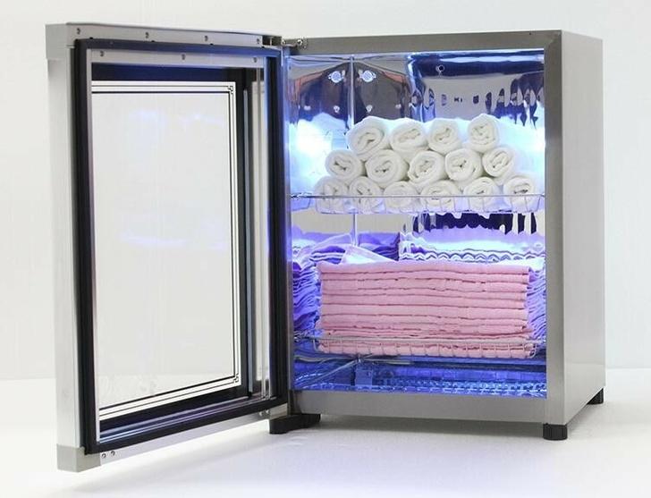 Шкаф для стерилизации скатертей и полотенец