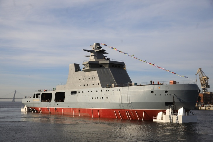 Итоги 2019 года: спуск на воду новых кораблей