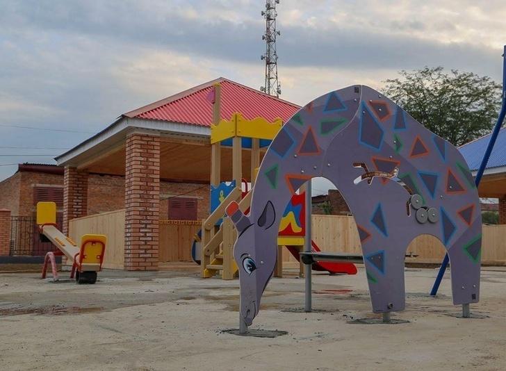 детский сад в г.Аргун