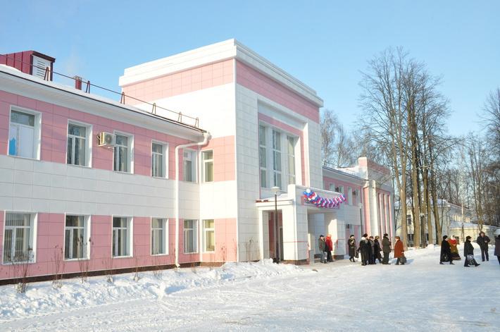 Детская медицинская больница 3 чебоксары