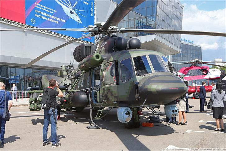 Улан-Удэнский авиазавод изготовил первый образец модернизированного Ми-171Ш