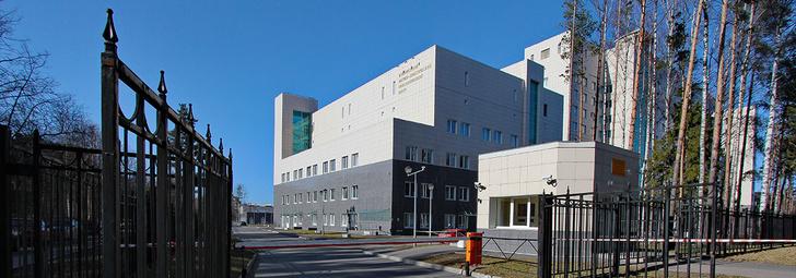 Онкологическая больница в поселке Песочный г. Санкт-Петербурга