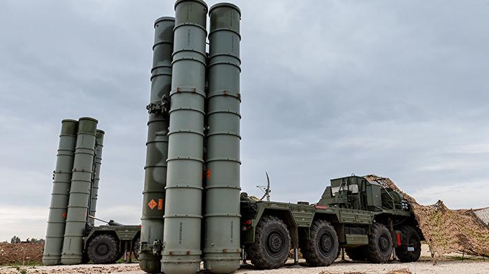 Первый в текущем году полковой комплект С-400 передан МинОбороны