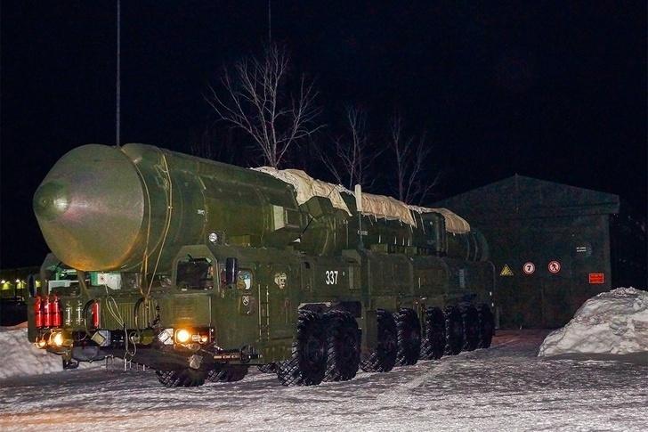 Три соединения РВСН полностью перешли на подвижные ракетные комплексы «Ярс»