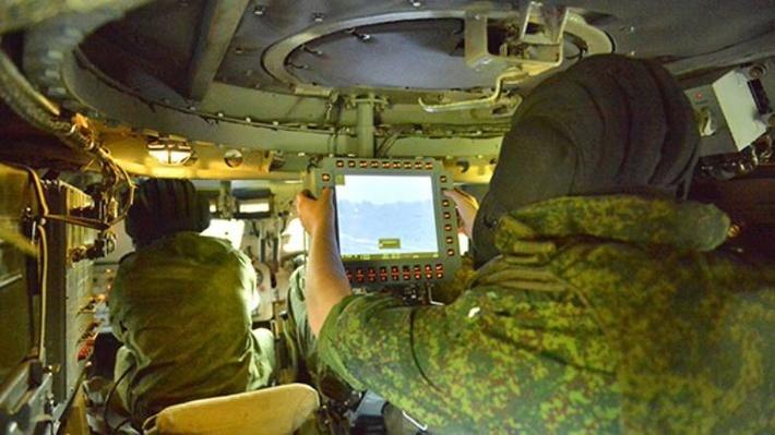 Россия полностью заместила комплектующие для танковых прицелов из Франции
