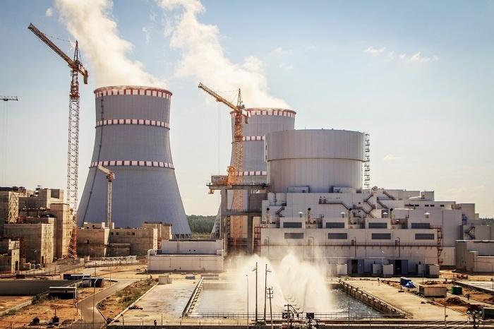 Первый этап по возведению стен здания реактора первого энергоблока Курской АЭС-2 завершён досрочно